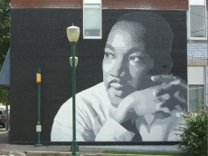 MLK on MLK finished