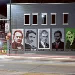 Mural-Faces #3