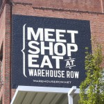 Meet Shop Eat at Warehouse Row
