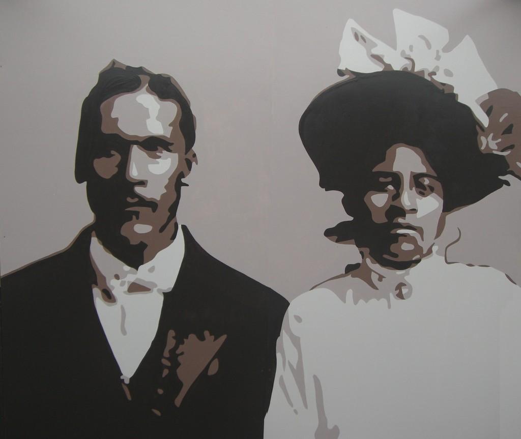 Mr and Mrs Robert T Jackson