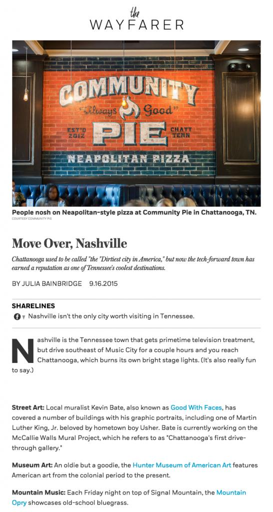 Move Over, Nashville